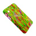 Cheerful Phantasmagoric Pattern Samsung Galaxy Tab 2 (7 ) P3100 Hardshell Case  View5