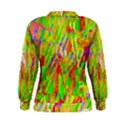 Cheerful Phantasmagoric Pattern Women s Sweatshirt View2