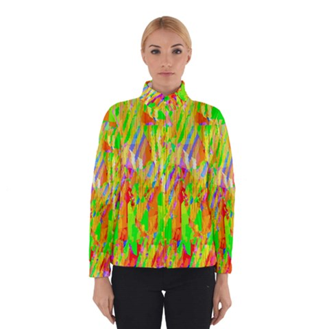 Cheerful Phantasmagoric Pattern Winterwear