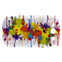 Crazy Multicolored Double Running Splashes Samsung Galaxy S III Hardshell Case  View1