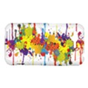 Crazy Multicolored Double Running Splashes HTC Rhyme View1