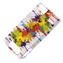 Crazy Multicolored Double Running Splashes Motorola DROID X2 View4