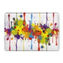 Crazy Multicolored Double Running Splashes Kindle 4 View1