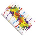 Crazy Multicolored Double Running Splashes Kindle Touch 3G View5