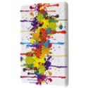 Crazy Multicolored Double Running Splashes Kindle Fire (1st Gen) Hardshell Case View3