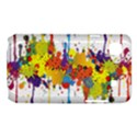 Crazy Multicolored Double Running Splashes Samsung Galaxy SL i9003 Hardshell Case View1