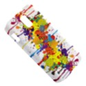 Crazy Multicolored Double Running Splashes Samsung Galaxy S II Skyrocket Hardshell Case View5