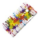 Crazy Multicolored Double Running Splashes Sony Xperia ion View4
