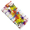 Crazy Multicolored Double Running Splashes Sony Xperia ion View5
