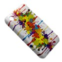 Crazy Multicolored Double Running Splashes Apple iPhone 3G/3GS Hardshell Case (PC+Silicone) View5