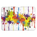 Crazy Multicolored Double Running Splashes Kindle Fire HD 8.9  View1
