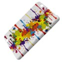 Crazy Multicolored Double Running Splashes Kindle Fire HD 8.9  View4