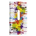 Crazy Multicolored Double Running Splashes Nokia Lumia 920 View2