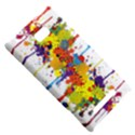 Crazy Multicolored Double Running Splashes HTC 8X View5
