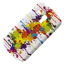 Crazy Multicolored Double Running Splashes Samsung Galaxy S3 MINI I8190 Hardshell Case View4