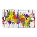 Crazy Multicolored Double Running Splashes Sony Xperia TX View1