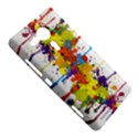 Crazy Multicolored Double Running Splashes Sony Xperia SP View5