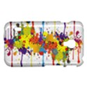Crazy Multicolored Double Running Splashes LG Optimus L7 II View1
