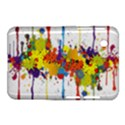 Crazy Multicolored Double Running Splashes Samsung Galaxy Tab 2 (7 ) P3100 Hardshell Case  View1