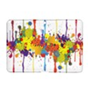 Crazy Multicolored Double Running Splashes Samsung Galaxy Tab 2 (10.1 ) P5100 Hardshell Case  View1