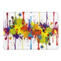 Crazy Multicolored Double Running Splashes Samsung Galaxy Tab Pro 10.1 Hardshell Case View1