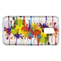 Crazy Multicolored Double Running Splashes Galaxy S5 Mini View1