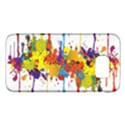 Crazy Multicolored Double Running Splashes Galaxy S6 View1