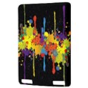 Crazy Multicolored Double Running Splashes Horizon Kindle Touch 3G View3
