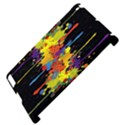 Crazy Multicolored Double Running Splashes Horizon Apple iPad 2 Hardshell Case (Compatible with Smart Cover) View4
