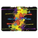 Crazy Multicolored Double Running Splashes Horizon Samsung Galaxy Tab 10.1  P7500 Hardshell Case  View1