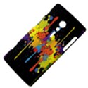 Crazy Multicolored Double Running Splashes Horizon Sony Xperia ion View4