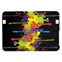 Crazy Multicolored Double Running Splashes Horizon Kindle Fire HD 8.9  View1