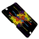 Crazy Multicolored Double Running Splashes Horizon Kindle Fire HD 8.9  View5