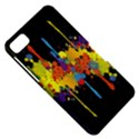 Crazy Multicolored Double Running Splashes Horizon BlackBerry Z10 View5