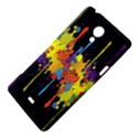 Crazy Multicolored Double Running Splashes Horizon Sony Xperia T View4