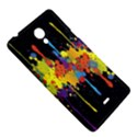 Crazy Multicolored Double Running Splashes Horizon Sony Xperia T View5