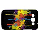 Crazy Multicolored Double Running Splashes Horizon Samsung Galaxy Win I8550 Hardshell Case  View1