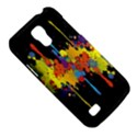 Crazy Multicolored Double Running Splashes Horizon Galaxy S4 Mini View5