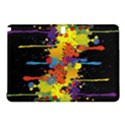 Crazy Multicolored Double Running Splashes Horizon Samsung Galaxy Tab Pro 10.1 Hardshell Case View1