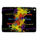 Crazy Multicolored Double Running Splashes Horizon iPad Air 2 Hardshell Cases View1
