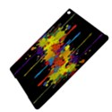 Crazy Multicolored Double Running Splashes Horizon iPad Air 2 Hardshell Cases View4