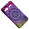 Flower Of Life Indian Ornaments Mandala Universe HTC Radar Hardshell Case  View5