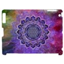 Flower Of Life Indian Ornaments Mandala Universe Apple iPad 2 Hardshell Case (Compatible with Smart Cover) View1
