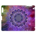 Flower Of Life Indian Ornaments Mandala Universe Apple iPad 3/4 Hardshell Case View1