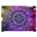 Flower Of Life Indian Ornaments Mandala Universe Apple iPad 3/4 Hardshell Case (Compatible with Smart Cover) View1