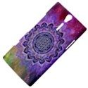 Flower Of Life Indian Ornaments Mandala Universe Sony Xperia S View4