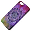 Flower Of Life Indian Ornaments Mandala Universe Apple iPhone 5 Classic Hardshell Case View4