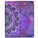 Flower Of Life Indian Ornaments Mandala Universe Apple iPad 3/4 Flip Case View1