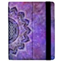 Flower Of Life Indian Ornaments Mandala Universe Apple iPad 3/4 Flip Case View2