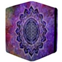 Flower Of Life Indian Ornaments Mandala Universe Apple iPad 3/4 Flip Case View4